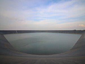 bassin stockage pour l'eau, Gestion de réservoir d'eau potable