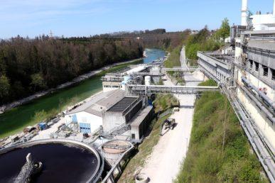 Traitements des lixivitas, traitement des effluents industriels
